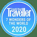 Conde Nast 7 Wonders Logo